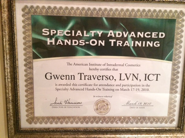 GT-Certificate-Specialty Advanced Hands-On Training